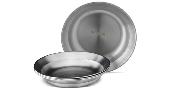 Primus CampFire Stainless Steel zilver